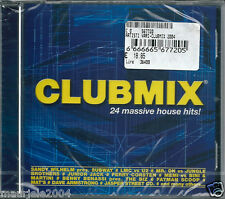 Clubmix 24 Massive House Hits 9 (2004) CD NUOVO Mat's Rock the drum. Gipsy Gipsy
