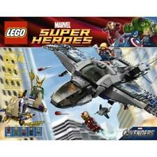 Lego Super Heroes - Quinjet Aerial Battle - 6869 NEU OVP Iron Man Thor