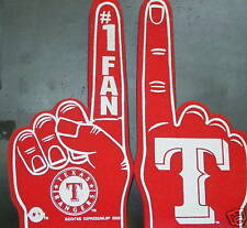 MLB Foam Finger, Texas Rangers, NEW