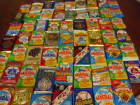 VINTAGE UNOPENED BASEBALL CARD PACK BLOWOUT! TWO 1987 TOPPS PACKS EVERY LOT!!