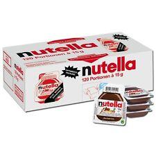 (12,26€/1kg) Ferrero Nutella Portionspackung 15g 120 Stück