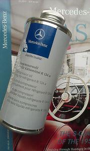 Mercedes Genuine R134a A/C Compressor Oil FREE SHIPP
