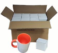(1,39€/1Stk) Kaffeetassen  Fototasse Kaffee Tassen Becher Sublimation 36 Stück W