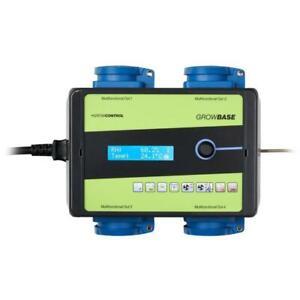 GrowControl GrowBase Klimaregler Klimacontoller AC EC Grow Box Lüfter Steuerung