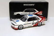 1:18 Minichamps BMW M3 DTM 1987 Manthey #24 Norisring Team Isert Blaupunkt NEU