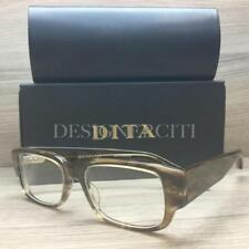 Dita Legends Edinburgh Eyeglasses Striped Brown DRX 2026E Authentic 52mm