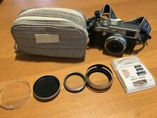 Fujifilm X100T Digital Camera with Filters and Case