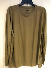 Xgo Phase 1 Flame Retardant Long Sleeve Shirt - Men's Coyote Brown X-Large