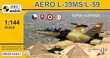 Mark I Models 1/144 Aero L-39MS/L-59 'Super Albatros' # 14441