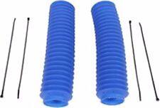 NEW DAYSTAR R BLUE UNIVERSAL FORK BOOTS FOR SUZUKI RM125 RM250 RM400 RM465 RM500
