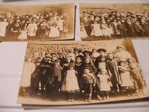 c1910  St.  Saviours  School  Norwich  Norfolk   3   Original   Postcards