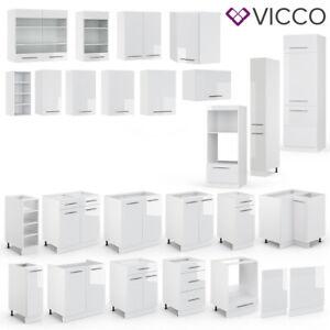 Küchenschrank Hängeschrank Unterschrank Küchenzeile Fame-Line VICCO