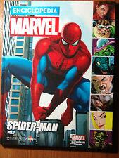 Enciclopedia Marvel Spiderman coleccion Altaya tomo nº1