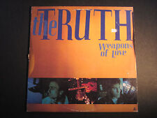the Truth LP, Weapons of Love,1987,new wave,English pop, I.R.S. 5981, VG++ vinyl