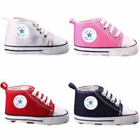 Baby Infant Girl Soft Sole Crib Toddler Shoes 0-18 months Anti-slip New Model