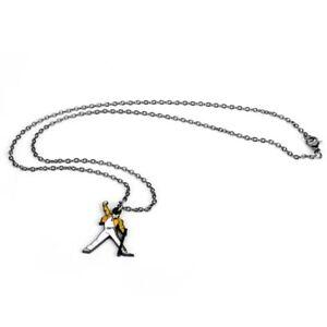 Freddie Mercury Pendant Necklace