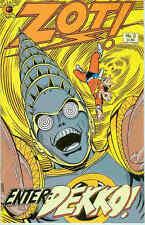 ZOT! # 3 (Scott McCloud) (USA, 1984)