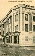 PARAY LE MONIAL Grand Hôtel du Sacré Coeur Le Garage Veuve DRAGO