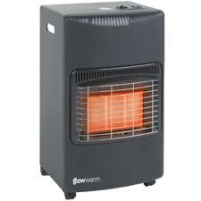 Glow Warm Essentials Mobile Cabinet Indoor Portable Gas Heater 4.1KW
