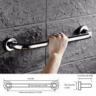 Stainless Steel Shower Bathroom Wall Grab Bar Safety Handle Towels Grip Rail