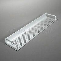50cm Multifunctiona Aluminiuml Wall Mounted Kitchen Bathroom Shelf Rack Holder