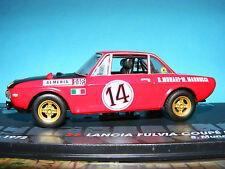 LANCIA FULVIA HF 1.6 Rally Coche producto en escala 1:43rd.