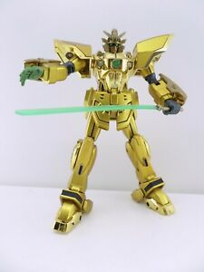 "Gundam Mobile Suit G Hyper Mode Shining Gundam 7.5"" 1/100 Action Figure w/Katana"