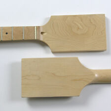 Full Paddle Maple/Maple 21 Fret Guitar Neck NK11