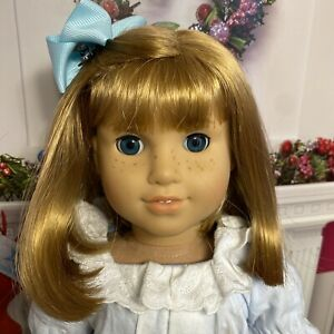 AMERICAN GIRL DOLL NELLIE & MEET OUTFIT RETIRED  TLC