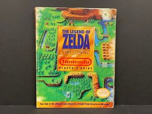 Legend Of Zelda Link To The Past Players Strategy Guide SNES Pages Detached READ