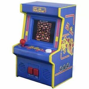 Retro Classics Mini Arcade Electronic Game- Defender Dig Dug Centipede or Tetris