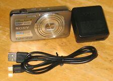 Sony Cyber-shot DSC-WX50 16.2MP Digital Camera - Silver