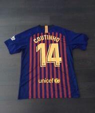FC Barcelona Philippe Coutinho Home Shirt Jersey 2018 shirt jersey