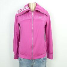 Adidas Training chaqueta deportiva fitness Climalite Pink talla 38 M