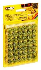H0 N Z scala Noch 07041 - Novita'! Di Erba Prato XL 42 x 9mm Grass Ciuffi