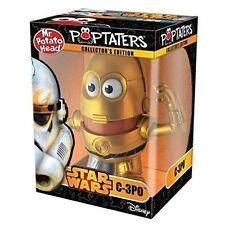 Mr Potato Head 02728 Star Wars C-3po Figure