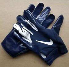 Nike Adult Vapor Jet 5.0 NFL Football Gloves NFL Size (XL) Blue & White