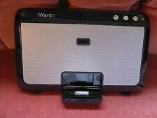 Iwant Flat Panel Speaker For iPod NEW