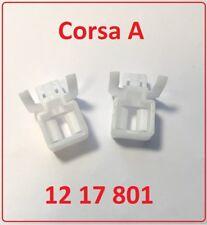 2 St. Corsa A  ab Facelift mit LEUCHTWEITENREG. Führungsbuchse Scheinwerfer