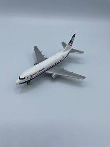 Ertl Boeing 747 British Airways Airline Die Cast Airplane