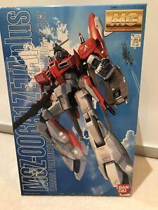 Gundam MSZ-006 A1 Zeta-Plus 1/100 Scale Model Kit Bandai MG Master Grade Gunpla