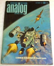 Analog Science Fiction<>Science Fact – US digest – October 1972 – Vol.90 No.2