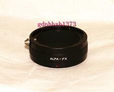 ALPA lens to Fujifilm X-Pro1 Fuji X1 X-E1 FX Mount camera adapter
