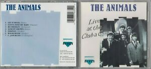 The Animals  - Live at the Club a Gogo CD 1992