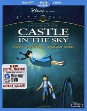Castle in the Sky [2 Discs] [Blu-ray/ Blu-ray Region A BLU-RAY/WS