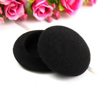 "10 Pieces 46mm /2"" Foam Replacement Ear Cushions Earpads Covers for Headphones H"