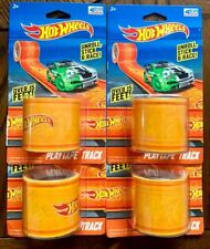 4 Rolls Hot Wheels Playtape, Hotwheels Track Tape for Cars, Wall & Party Decor
