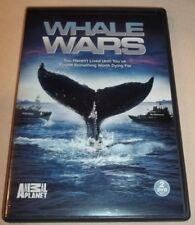 Whale Wars (DVD, 2010, 2-Disc Set) VGC