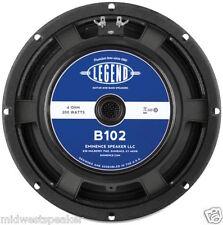 "Eminence LEGEND B102 10"" Bass Guitar Speaker 8 ohm 200 Watt - FREE US SHIPPING!"