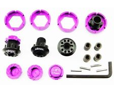 HPI Savage XL 17mm Aluminum Hex Wheel Adapters & Extensions Hot Racing HSF10X07
